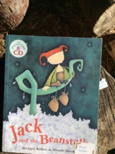 jack and the beanstalk story starter